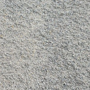 Photo of grey 5mm crusher dust