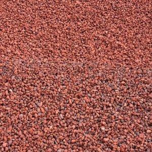 Photo of scoria volcanic red 14mm